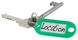 """clés, étiquette """"location"""""""
