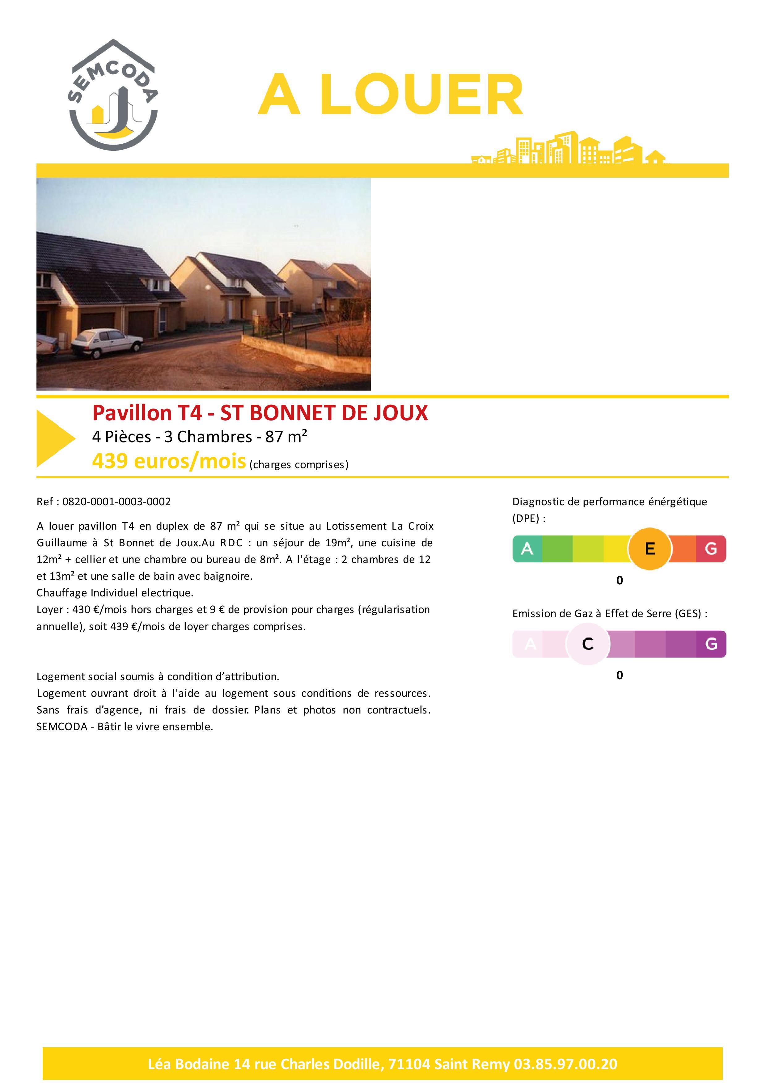 Annonce Pavillon St Bonnet de Joux-page-001